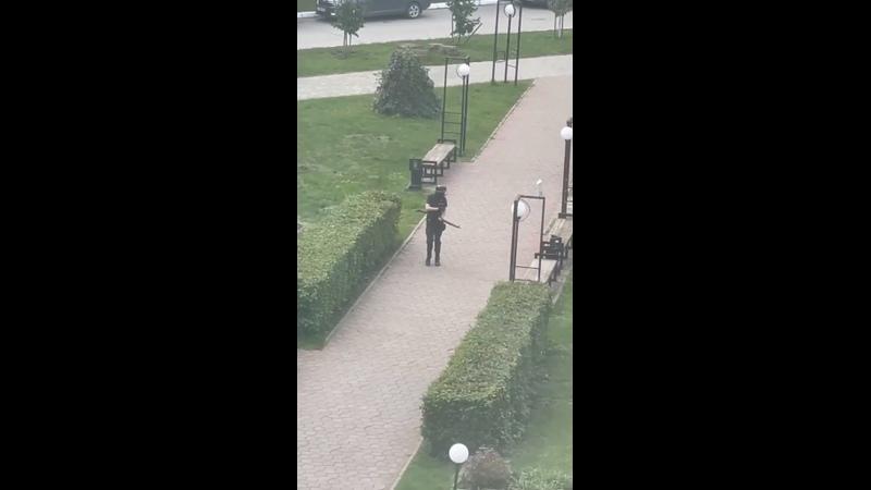 Видео от Клуб телохранителей Серые тени