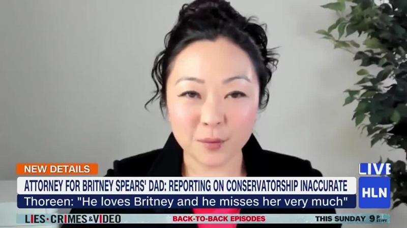 CNN EXCLUSIVE Attorney For Britney Spears dad interview - 02.03.2021