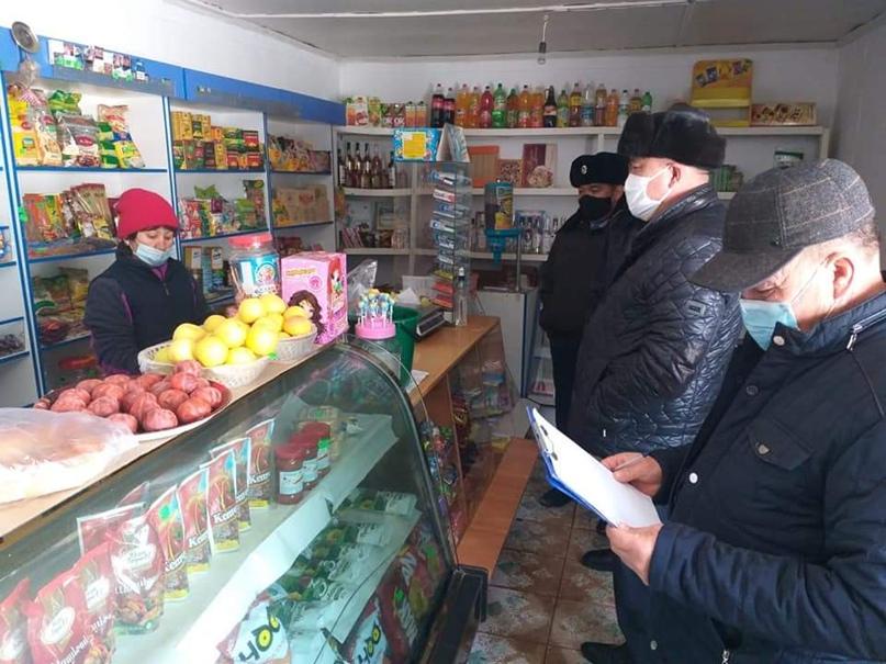 В Восточном Казахстане выявлено 25 нарушений санитарно-эпидемиологических требований