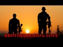 Get over it guys. Military brotherhood is the greatest relationship you can share.