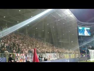 """""""Краковия"""" в концовке дополнительного времени забивает гол и впервые в своей истории становится обладателем кубка Польши 🏆"""