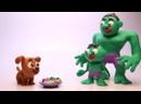 Плей До мультик для детей 5- смешные мультики смотреть