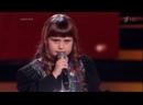 Диана Тихомирова – «Эй, вы, там, наверху» - Голос.Дети - Сезон 8