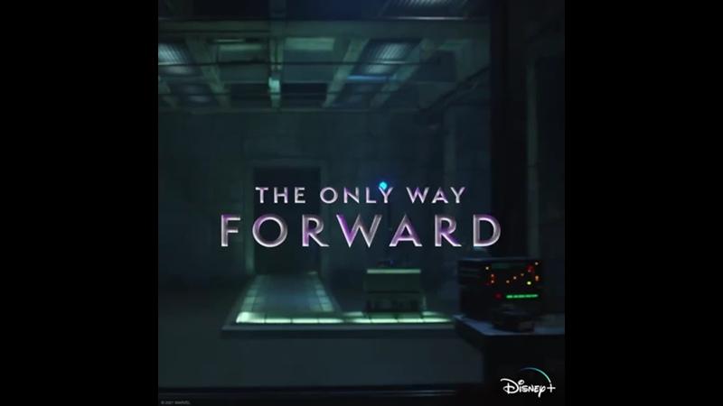 Единственный путь вперёд это назад Промо Эпизод 8 ВандаВижн Disney