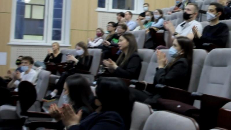 Видео от РАНХиГС