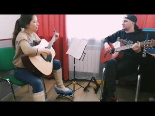Марченко Ольга и Гончаров Алексей - Журавли.mp4