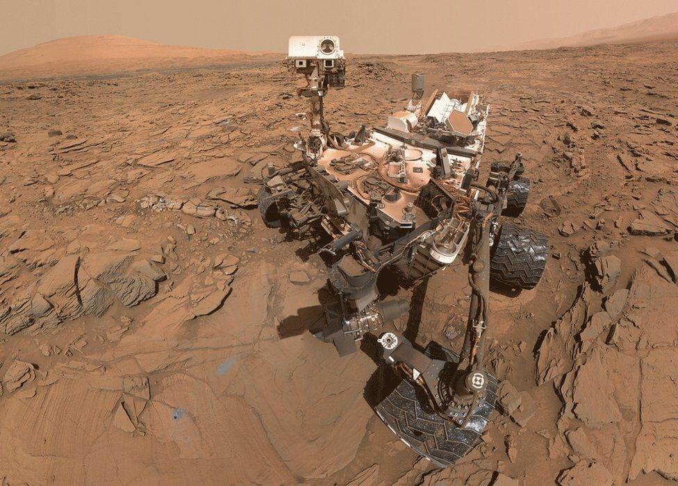 Космическая аномалия: с кислородом на Марсе происходит что-то странное