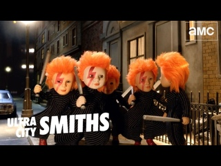 Ultra City Smiths   Teaser Trailer