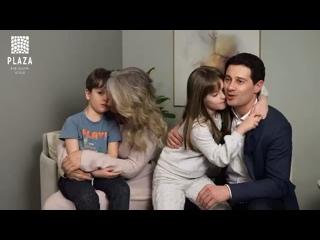 Интервью с Антоном и Викторией Макарскими.