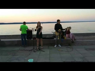 Макарова Алина - Euphoria (cover Loreen)