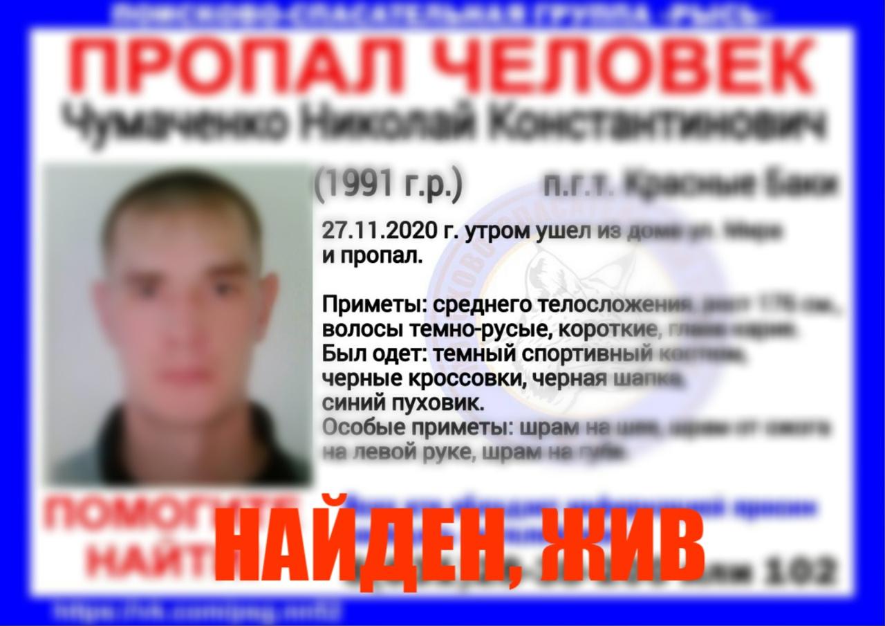 Чумаченко Николай Константинович