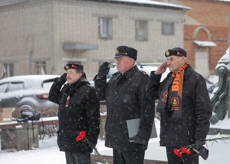 День морской пехоты отметили в Нижнем Новгороде, изображение №4