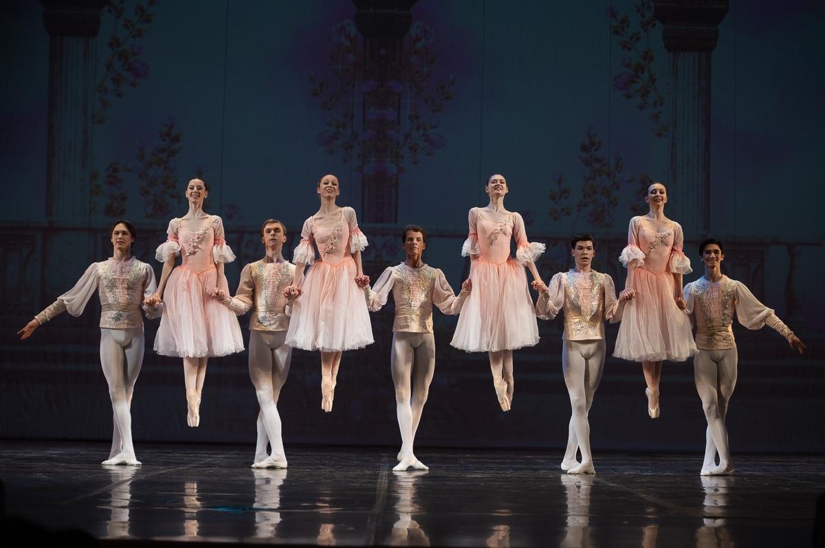 Фрагмент 3 акта из балета «Щелкунчик».