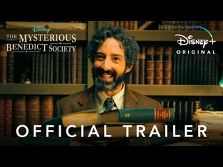 The Mysterious Benedict Society   Official Trailer   Disney+