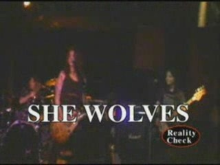 Cycle Sluts From Hell – She Wolves live w_Richie Scarlet & Queen Vixen in NYC .