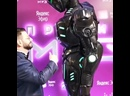 Миша Галустян и робот.. TikTok видео приколы