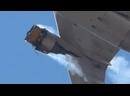 У Боинга 777-200 в полете взорвался и загорелся двигатель. Видео взрыва и падени.mp4