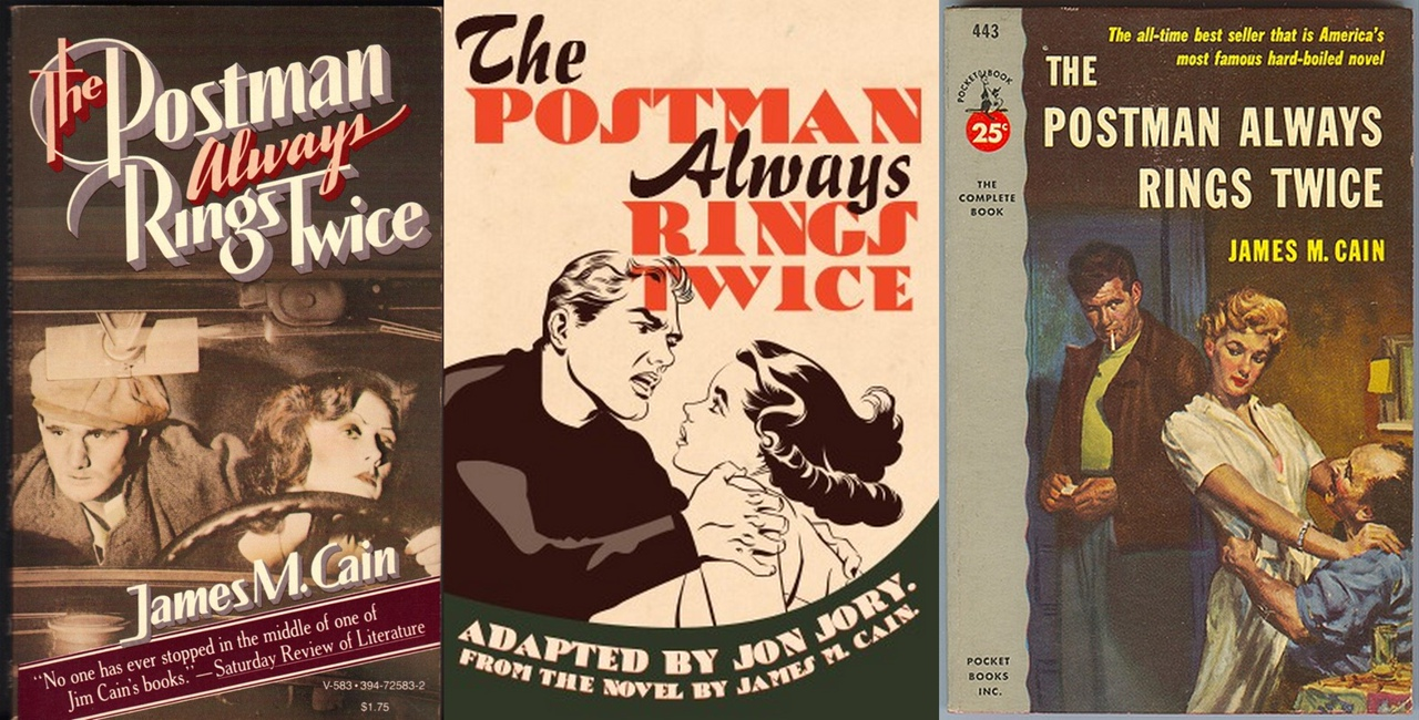 «The Postman Always Rings Twice» 1934