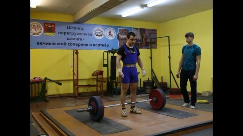 XIV Областной тунир по тяжёлой атлетике в Бежецке, часть 2