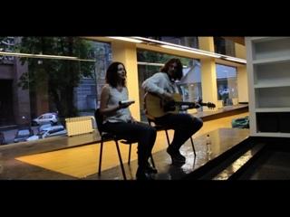 Hozier - Take Me To Church (Vorovchenko feat. George Zhuro) @Live