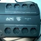 ИБП APC Back-UPS ES 550