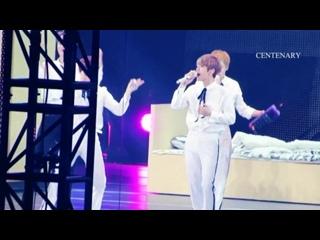 [FANCAM D3] 161211 The EXO'rDIUM in Osaka @ EXO's Baekhyun - Unfair