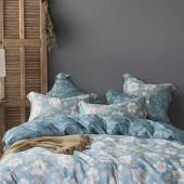 Комплект постельного белья Asabella 307, размер евро