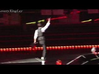 [FANCAM] 150612 EXOPLANET #2 - The EXO'luXion in Taipei @ EXO's Xiumin Focus - Rap