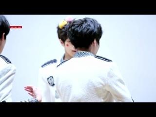 171112 영등포팬싸 TRCNG-Sprectrum [Jisung Fancam] cr: shou shou baby