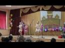 Танец Золотых рыбок часть 1 Выпускной 23.06.2017