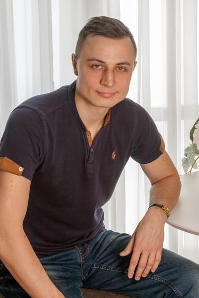 Роман Бабыкин, Москва, Россия