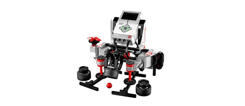 Базовые проекты Lego Mindstorms EV3, изображение №13