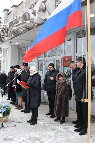 К 75-летию полного снятия блокады Ленинграда