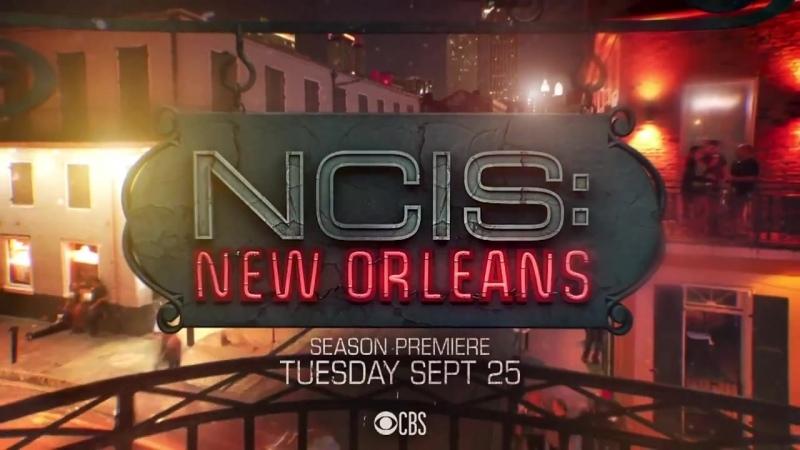 Морская полиция Новый Орлеан NCIS New Orleans Промо 5 го сезона 2018