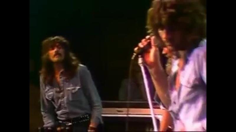 Дип Пёрпл Deep Purple Песня Дым над водой Smoke On The Water