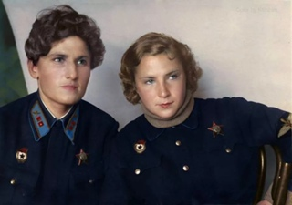 Лидия Владимировна Литвяк