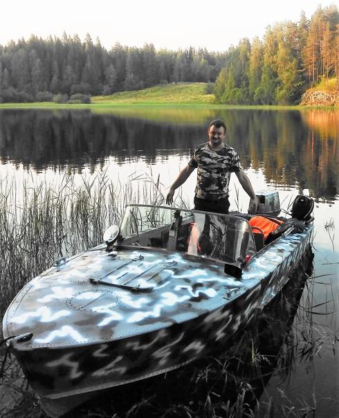 Николай Мельник, Санкт-Петербург, Россия