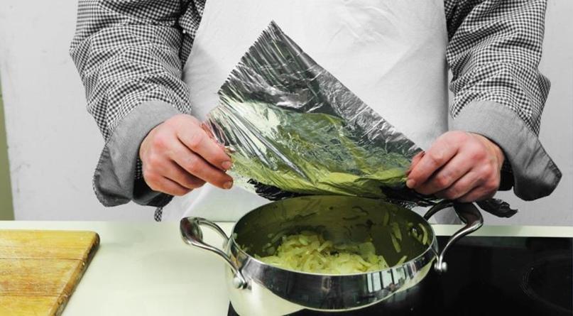 Постный луковый суп, изображение №5