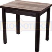 Кухонный стол из ЛДСП Дрезден М-2 ДТ/ВН (Дуб темный) 04