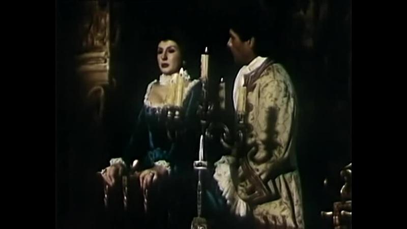 Графиня Коссель 2 серия 1968
