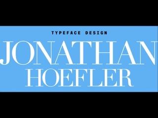 ᴴᴰ Абстракция: Искусство дизайна: 2 сезон (6) Abstract: The Art of Design (2019) Джонатан Хофлер: Дизайнер шрифтов 1080p