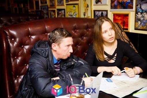 «IQ Box Москва - Игра №56 - 03/03/20» фото номер 48