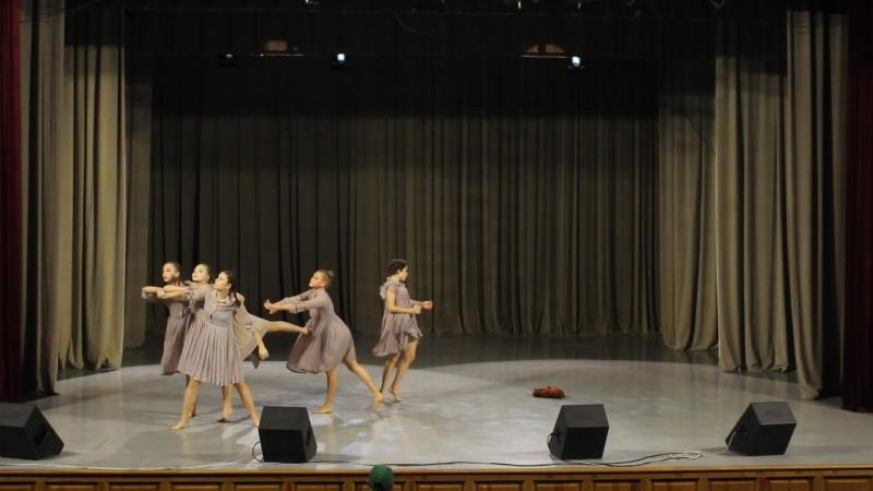 Танец Уже большая тренер Путрова М Н