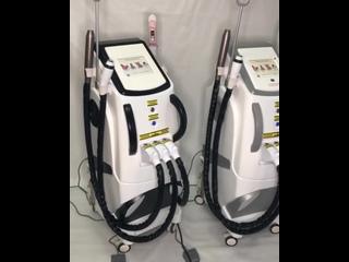 Аппарат 4 в 1 360 magneto E-light (элос) + SHR (OPT) + ND YAG + RF-лифтинг