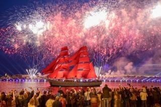 Алые паруса — 2021. Прямая онлайн трансляция из Санкт-Петербурга