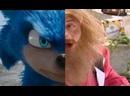 Трейлер-Соник в кино—Сифон и Борода Edition