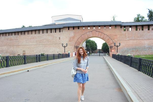 Галина Таран, Санкт-Петербург, Россия