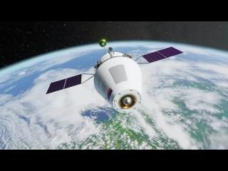 Россия создает свою космическую станцию (Новости Будущего)