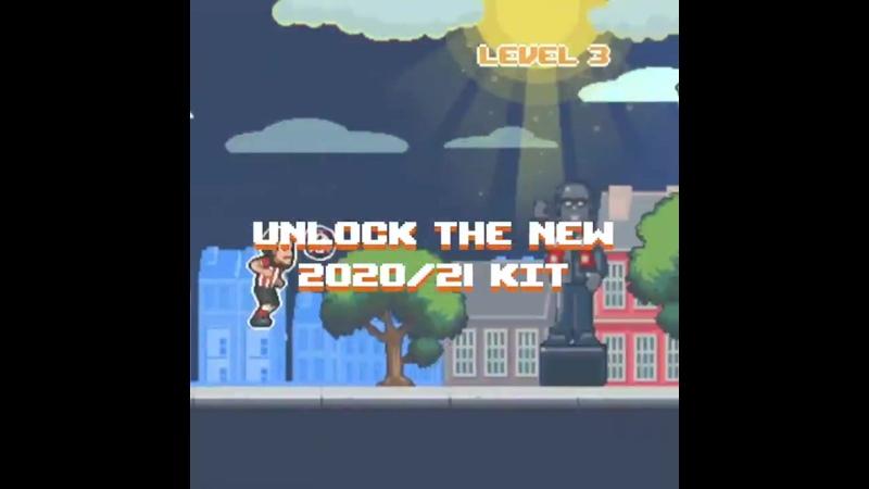 Саутгемптон представил форму 2020 21 восьмибитной игрой