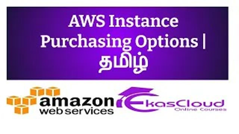 AWS Instance Purhasing Options Tamil